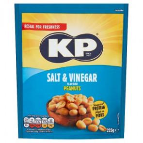 KP Salt & Vinegar Peanuts Large