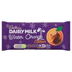 Cadbury Winter Orange Bar