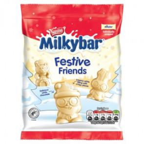Nestle Milkybar Festive Friends Bag