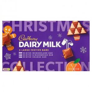 Cadbury Large Bars Selection Box
