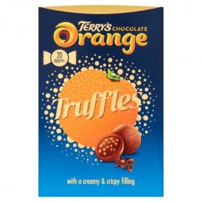 Terrys Chocolate Orange Truffles