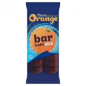 Terrys Chocolate Orange Darkmilk Tablet