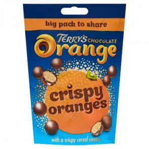 Terrys Chocolate Orange Crispy Bag