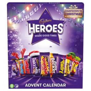 Cadbury Heros Advent Calendar