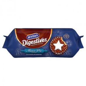 McVities Digestives Mince Pie