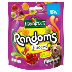 Rowntree Randoms Juicers Pouch