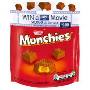 Nestle Munchies Pouch