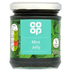Co Op Mint Jelly