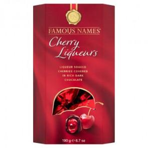 Famous Names Chocolate Cherry Liqueurs