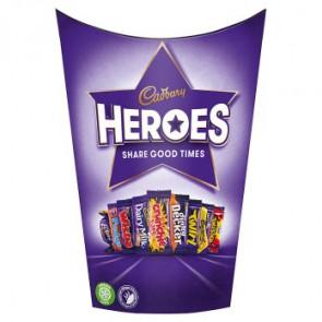 Cadbury Heroes Carton - Medium