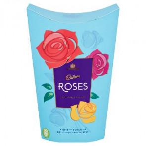 Cadbury Roses Carton - Medium