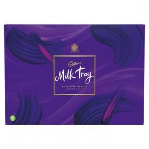 Cadbury Milk Tray Extra Large