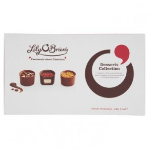 Lily O'Brien Desserts Collection