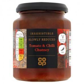 Co Op San Marzano Tomato Chilli Chutney