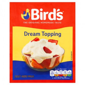 Birds Dream Topping