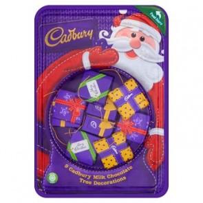 Cadbury Solid Tree Decorations