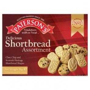 Paterson Chocolate Chip Shortbread Assortment