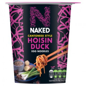 Naked Noodle Hoisin Duck Pot