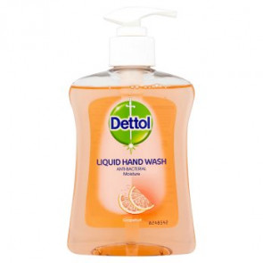 Dettol Antibacterial Hand Wash - Grapefruit