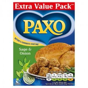 Paxo Sage & Onion Stuffing - Large