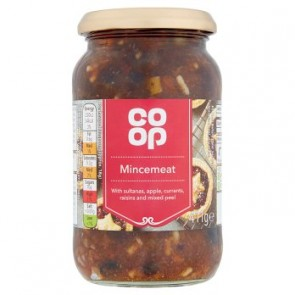 Co OP Mince Meat