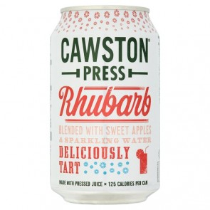 Cawston Press Rhubarb Apple Soda