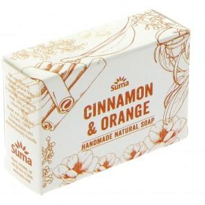 Suma Cinnamon & Orange Soap