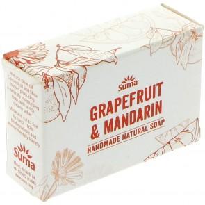 Suma Grapefruit & Mandarin Soap