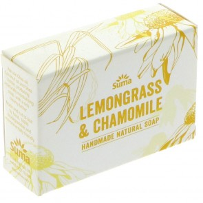 Suma Lemongrass & Chamomile Soap