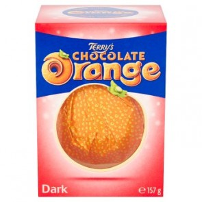 Terrys Chocolate Orange Dark