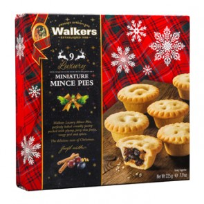 Walkers Luxury Mini Mince Pies