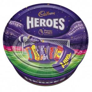 Cadbury Heroes Premier League Edition Tin - XL