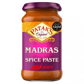 Pataks Madras Spice Paste