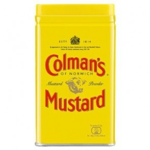 Colmans Mustard Dry Powder
