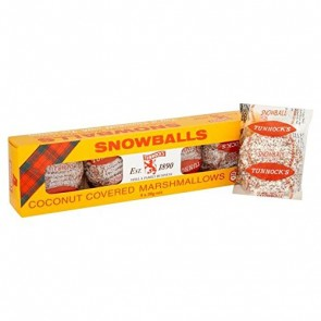 Tunnocks Snow Balls