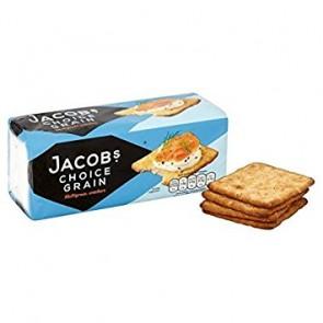 Jacobs Choice Grain Crackers