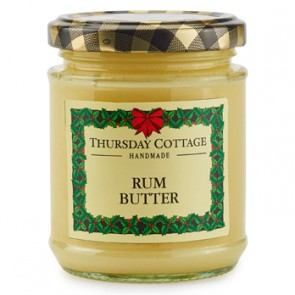 Thursdays Cottage Rum Butter
