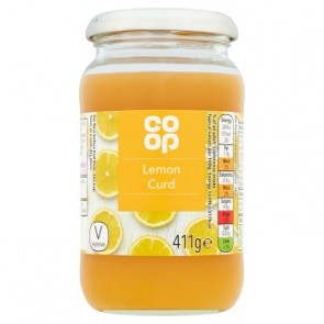 Co Op Lemon Curd
