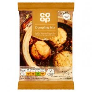 Co Op Dumpling Mix
