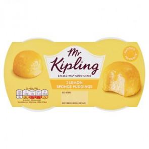 Mr Kipling Lemon Pudding Duo
