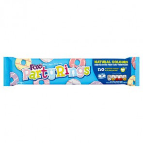 Foxs Party Rings - Value Double Pack