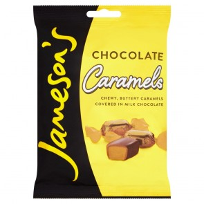 Jamesons Chocolate Caramels
