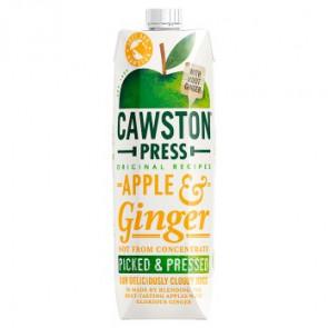 Cawston Press Apple Ginger Juice