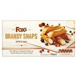 Foxs Brandy Snaps
