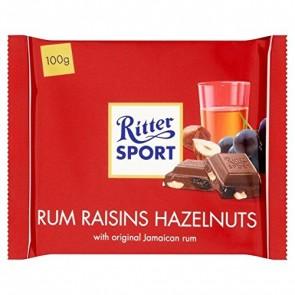 Ritter Sport Rum Raisin Hazelnut