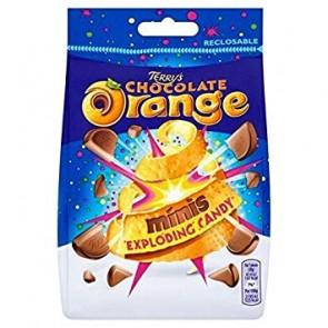 Terrys Chocolate Orange Minis - Popping