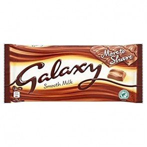 Galaxy Milk Chocolate - Large