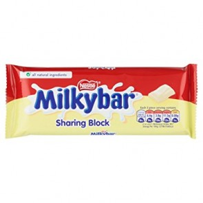 Nestle Milkybar Block