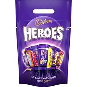 Cadbury Heroes Pouch