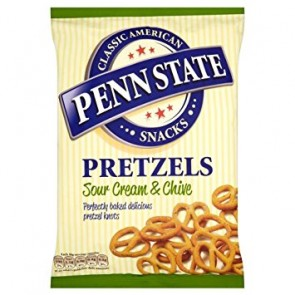 Penn State Sour Cream & Chive Pretzels - Large Bag